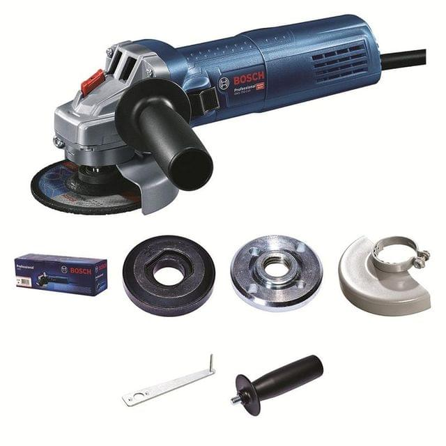 BOSCH | Angle Grinder (Without Cutter Disc) | GWS 750-100 | 750 W | 1.8 KG |  BO06013940L0