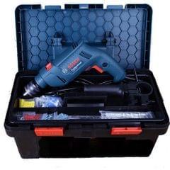 BOSCH | Impact Drill Freedom Kit + BIT SETS GSB 550 | 1.8 KG | 270 W | BO06011A15K1
