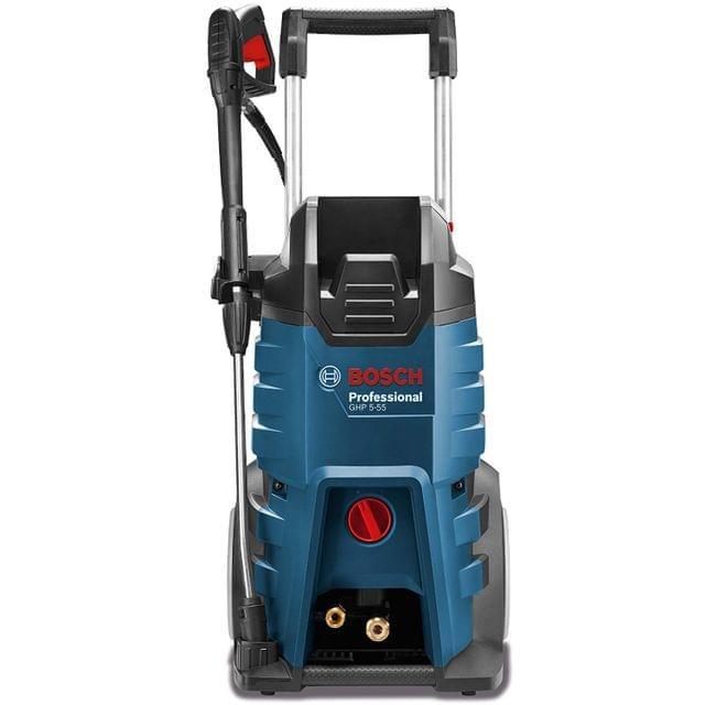 BOSCH | Professional High Pressure Washer | GHP 5-55 | 130 Bar | 2200W | 19 KG | 50 °C | BO0600910470
