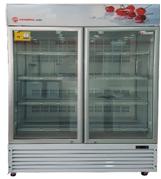 GENERAL COOL | Glass Refrigerator (2 DOOR) | 1230 LTR | ME-D12 A