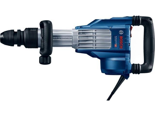 BOSCH | Demolition Hammer Drill With SDS Max | Vibration control | GSH 11 VC | 240 V | 11.4 KG | BO0611336070