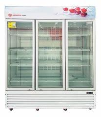 GENERAL COOL | Glass Refrigerator (3 DOOR) | 1590 LTR | ME-T16A