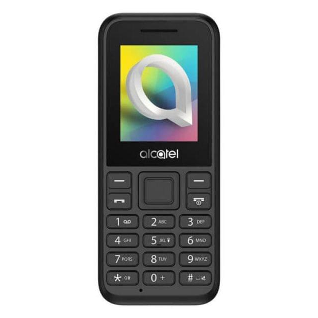 "ALCATEL  | Alcatel Mobile Dual Sim 1066D Black |  4 MB | 1.8"" | ALC1066D"