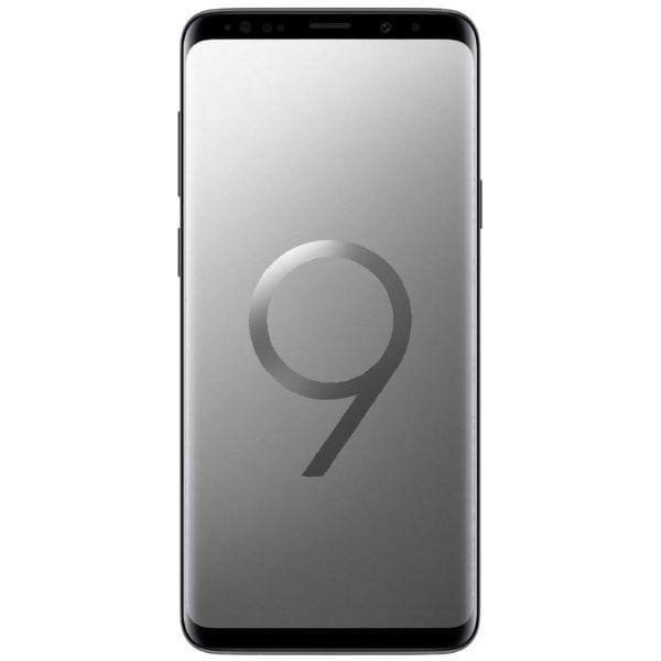"SAMSUNG | Galaxy S9+Titanium Grey  | 6 GB Ram | 256GB | 6.2"" | SM-G965FZAHXSG"