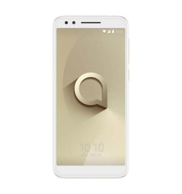 """ALCATEL  3L Dual SIM Metallic Gold   2 GB RAM   16 GB   5.5""""   ALC5034DMG"""