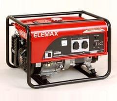 ELEMAX   Gasoline Generator   5 KV   75 KG   17 L   SH6500EX