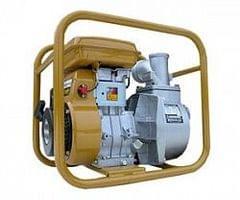 "KOSHIN | Centrifugal Clear Water Pump 3"" | 34 KG | 3.7 KW | 3.8 L | SE80X"