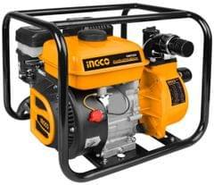 "INGCO | Gasoline Water Pump 3"" | 3.6 L | 80 MM | GWP302"