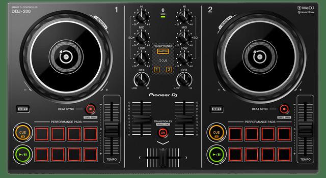 PIONEER | DJ Smart Controller 2-channel | DDJ-200