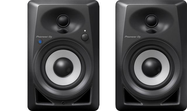 PIONEER   Desktop Monitor Speakers 4-inch   DM-40BT