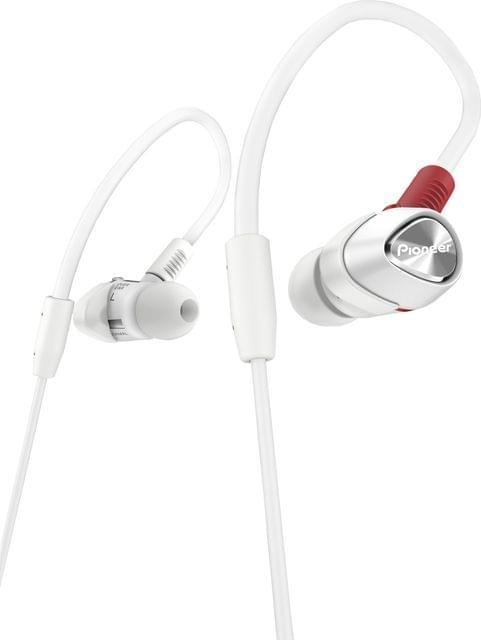 PIONEER   Professional In-Ear DJ Headphones   DJE-1500-W