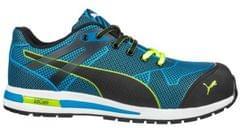 PUMA | Blaze Knit Low Urban Protect Safety Shoes S1P HRO Blue | 643060