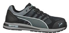 PUMA | Elevate Knit Low Safety Shoes S1P ESD HRO SRC Black | 643160