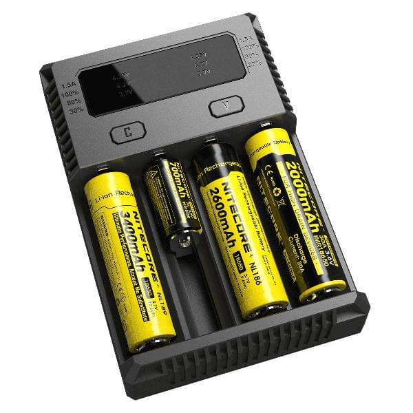 NITECORE | Li-ion Intellicharge universal smart battery Charger | NEWI4