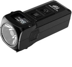 NITECORE | Rechargeable Everyday Carry Pocket Flashlight 1000 Lumens (With Battery)| TUP
