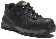 DICKIES | Gironde Safety Trainer Sizes 5.5-12 Black /Brown /Grey | FC9508