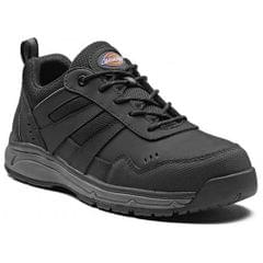 DICKIES | Emerson Safety Trainer Sizes 5.5-14 Black | FC9532