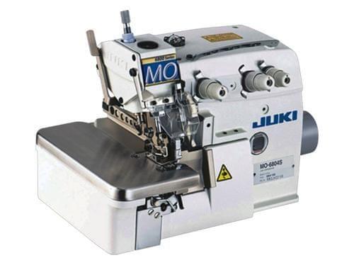 JUKI | Three Thread Industrial Serger Overlock Sewing Machine | 400 W | MO-6804S