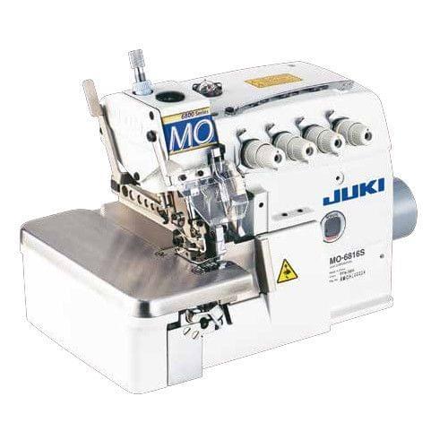 JUKI   Five Thread Industrial Serger Overlock Sewing Machine   400 W   MO-6816S