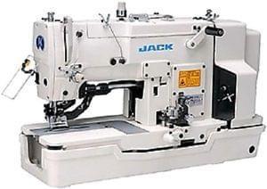 JACK   Lockstitch Button Hole Sewing Machine   JK-T781D