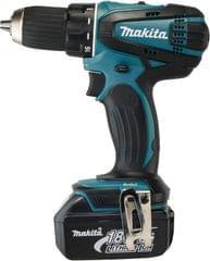 MAKITA   Li-ion Cordless Drill Driver 13mm 3Ah Batteries   MAK/DDF-456RFE