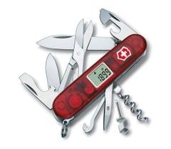 Victorinox | Swiss Army Knives | Medium Pocket Knife with 28 Functions Red | 1.3705.avt