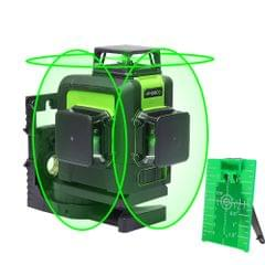 TRAVAZA | Green Laser Level with Detector 360 Deg TRA | 903CG