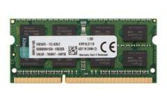 KINGSTON   8GB 1600MHz DDR3L (PC3-12800)   1.35V Non-ECC CL11 SODIMM   Intel Laptop Memory   KVR16LS11/8