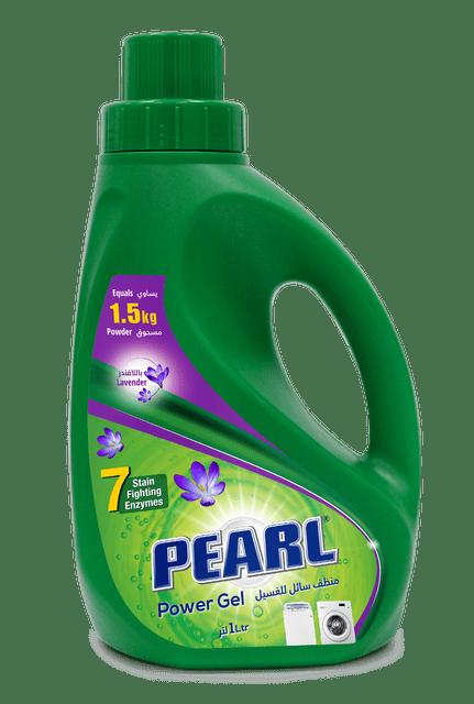 PEARL   Liquid Detergent   Power Gel   1L & 3L