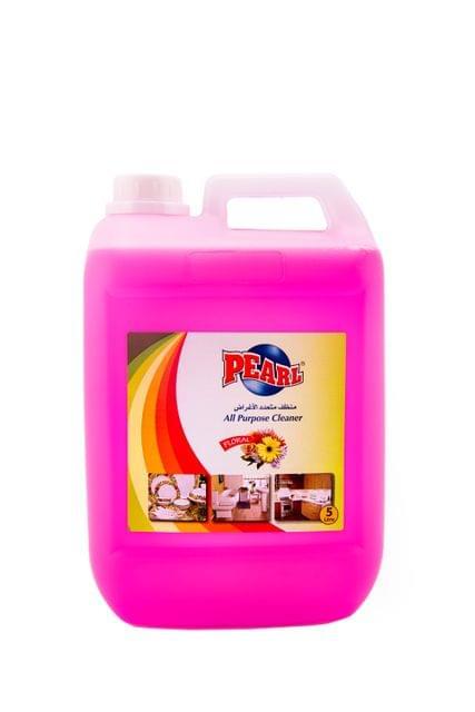 PEARL | Multi Purpose Cleaner | Floral & Lemon | 5 L