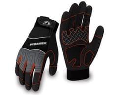 PYRAMEX | Synthetic Leather Gloves | Trade - Medium Duty | GL102