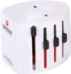 SKROSS | World Adapter Evo | White | 1-102100