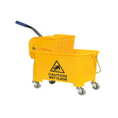 MOB BUCKET | YELLOW | 32Ltr | Clean