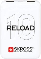 SKROSS | Power Bank Reload 10 | 10000mAh | White | 1400130