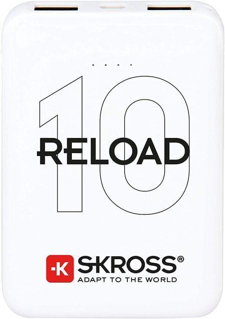 SKROSS | Power Bank Reload 10 | 10000mAh | White | 1400130