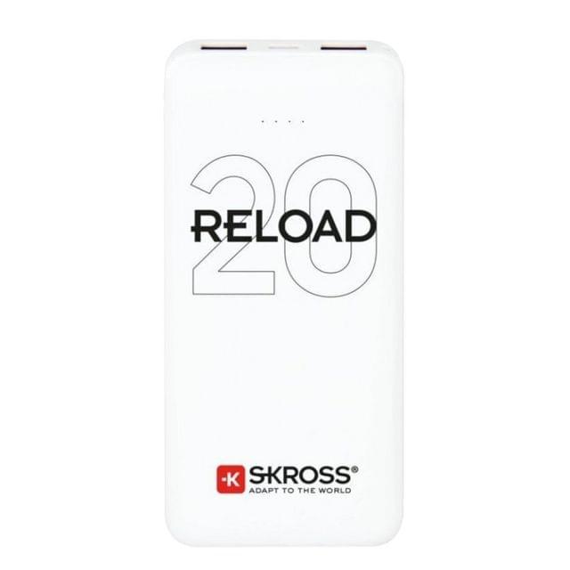 SKROSS | Power Bank Reload 20 | 20000mAh | White | 1400140