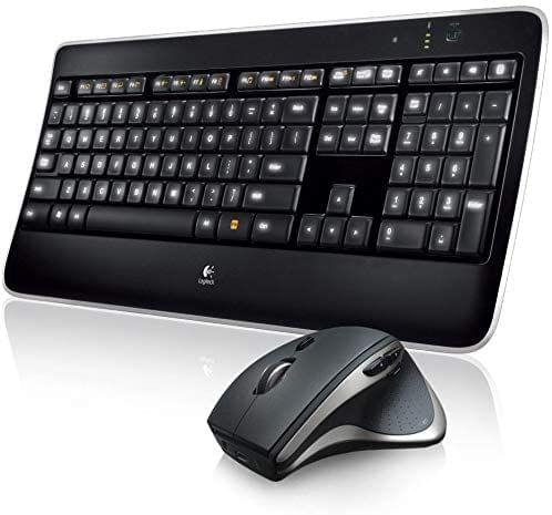 LOGITECH | MX800 Wireless Performance Combo Keyboard | 920-006242