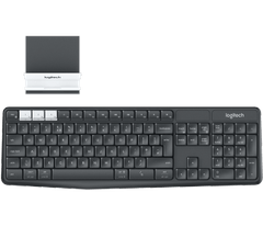 LOGITECH | K375S Wireless Multi-Device Keyboard | 2.4GHz | 920-008181