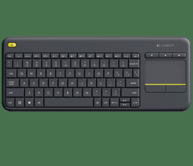 LOGITECH | K400 Wireless Touch Keyboard | 920-007153