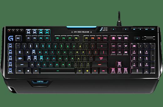 LOGITECH   G910 Orion Spectrum RGB Mechanical Haming Keyboard   920-008018