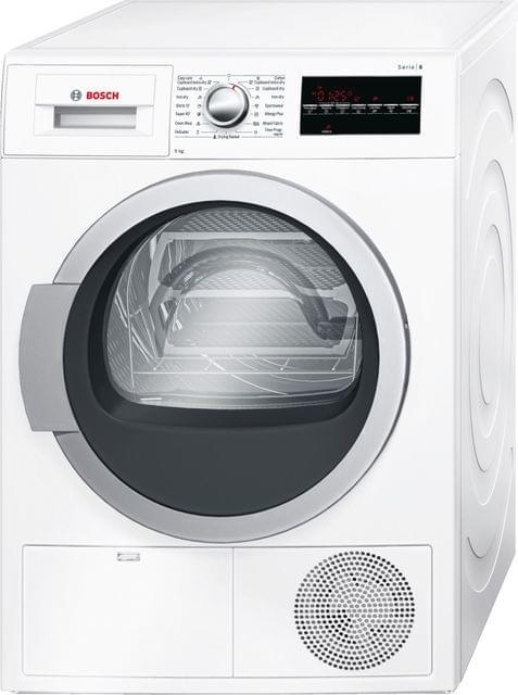 BOSCH | Condenser Tumble Dryer | 42 kg | 2100 W | White | WTG86401GC