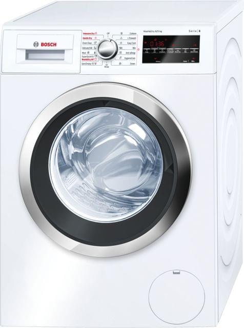 BOSCH | Washer Dryer | 80.7 Kg | 2200 W | White | WVG30460GC