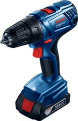 BOSCH | Professional Cordless Drill Driver | GSR 180-LI | 18 V | 1.59 KG | BO06019F8100
