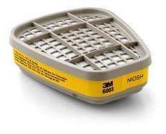 3M | Filter Cartridge (Reusable Half Face Respirator) | 6000 Series(6200)