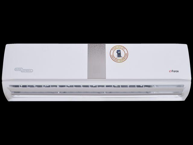 SUPER GENERAL | 18000 BTUs Split Air Conditioners | eForce Series | 1.5 Ton | SGS191HE