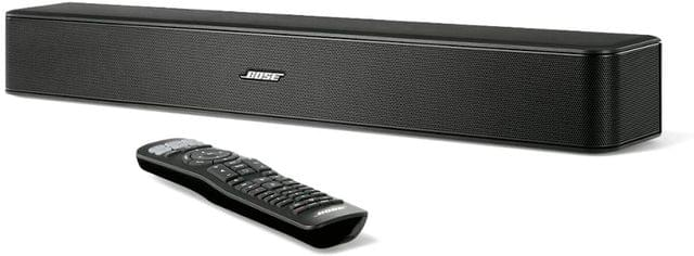 BOSE | Solo 5 TV Sound System | 240V | 1690 g | 732522-5110