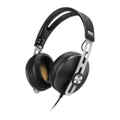 SENNHEISER | Momentum 2 Lifestyle Around-Ear Hifi Headphone | 3.5mm | 1.4 m | Black | 861 g | 506249