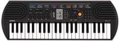 CASIO | Musical Keyboard Compact | 100 Tones | 44 Mini Keys | 1.4kg | SA-77AH2