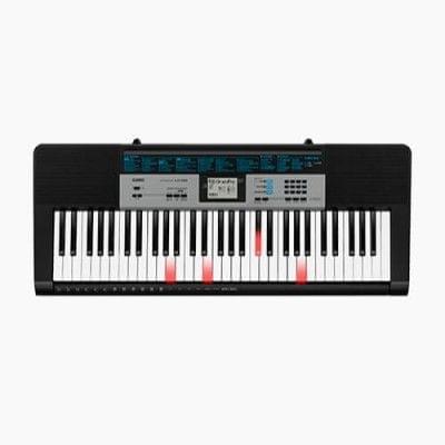 CASIO | Lighting Piano Keyboard | 2W | 61 Keys | 3.5kg | LK-136K2