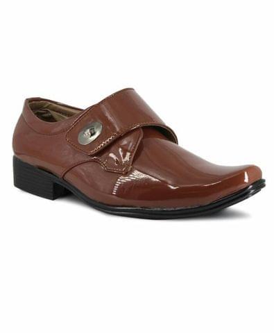 psta zipx borwn shoe
